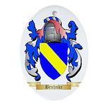 Bruhnke Ornament (Oval)