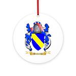 Bruhnicke Ornament (Round)