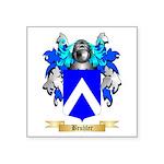 Bruhler Square Sticker 3
