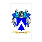 Bruhler Sticker (Rectangle)