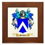 Bruhler Framed Tile