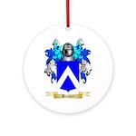 Bruhler Ornament (Round)