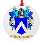 Bruhl Round Ornament