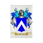 Bruhl Rectangle Magnet (10 pack)