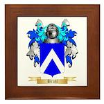 Bruhl Framed Tile