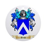 Bruhl Ornament (Round)
