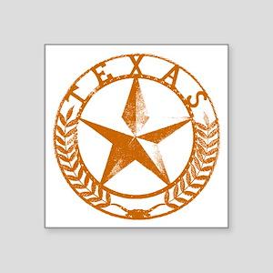 Texas Star Sticker