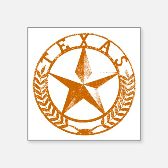 Texas Star Sticker