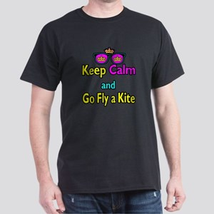 Crown Sunglasses Keep Calm And Go Fly a Kite Dark