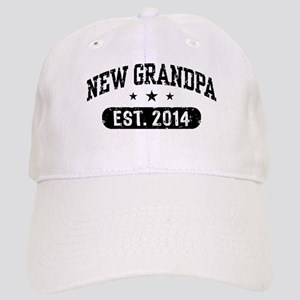 New Grandpa Est. 2014 Cap