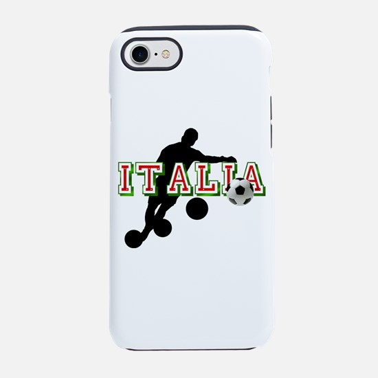 Italian Football Player iPhone 7 Tough Case