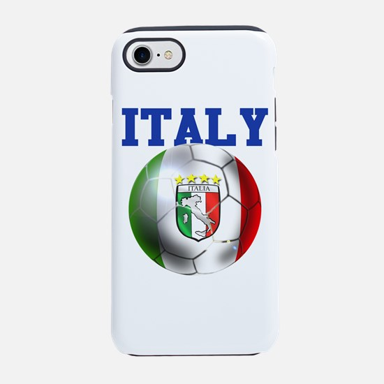 Italy Soccer Ball iPhone 7 Tough Case
