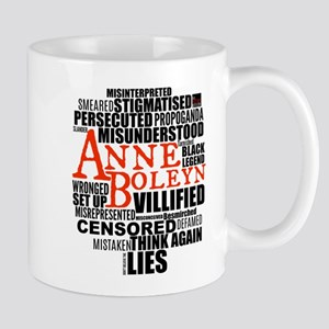 Anne Boleyn: Misunderstood 11 oz Ceramic Mug