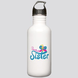 Sweetest Sister Stainless Water Bottle 1.0L