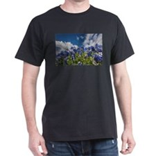 Texas Bluebonnets - 4217 T-Shirt
