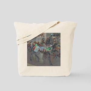 carousel2 Tote Bag