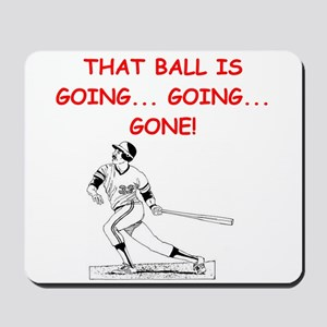 BASEBALL1 Mousepad