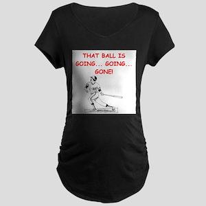 BASEBALL1 Maternity T-Shirt