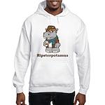 Hipsterpotamus Hoodie
