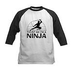 Trust Me Im A Ninja Baseball Jersey