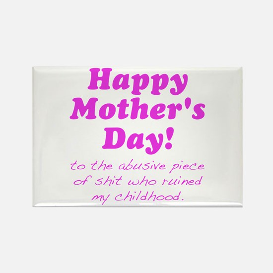 Happy Mothers Day... Rectangle Magnet