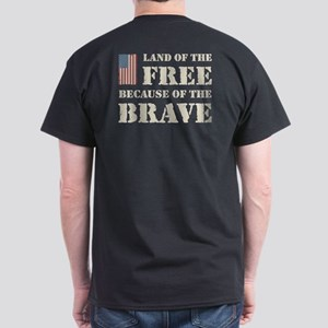 Land of the Free Dark T-Shirt
