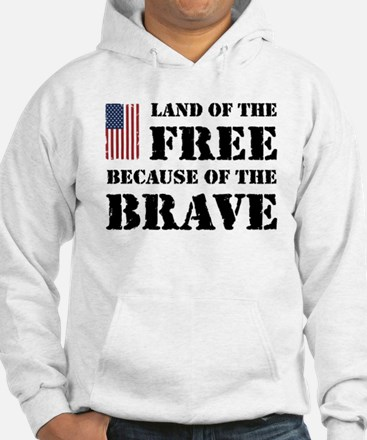 Land of the Free Jumper Hoody