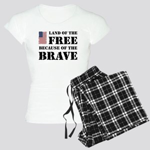 Land of the Free Women's Light Pajamas
