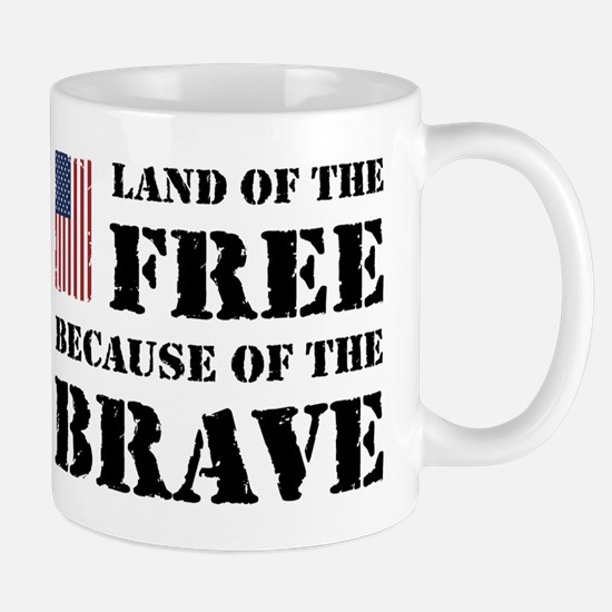 Land of the Free Mug