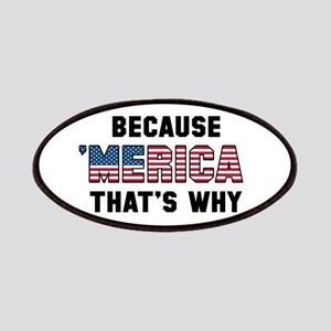 Because 'Merica Patches