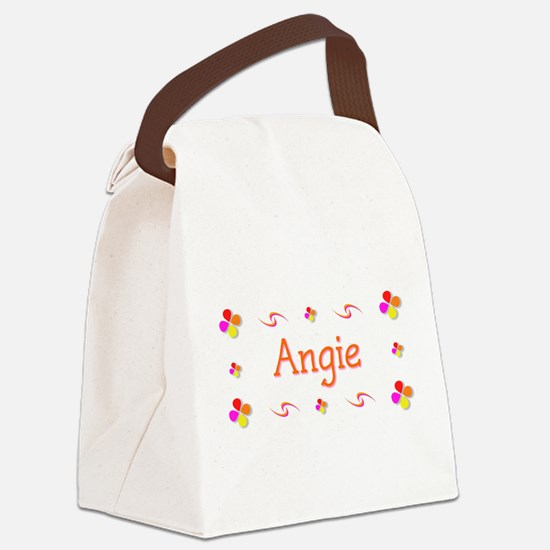 Angie 1 Canvas Lunch Bag
