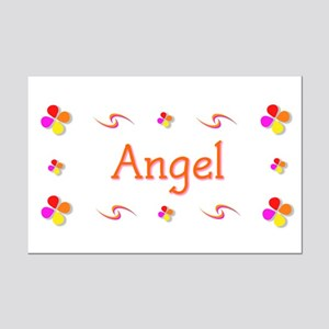 Angel 1 Mini Poster Print