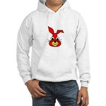 Rabbit-en-face-2000.png Hooded Sweatshirt