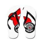 hare-with-wheels.png Flip Flops