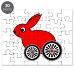 hare-with-wheels Puzzle