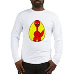 Dino-Saurus - In the Egg Long Sleeve T-Shirt