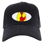 Dino-Saurus - In the Egg Black Cap