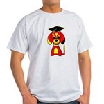 Red Beagle Dog Light T-Shirt