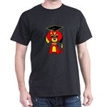 Red Beagle Dog Dark T-Shirt