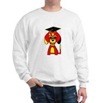Red Beagle Dog Sweatshirt