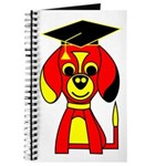 Red Beagle Dog Journal
