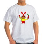 Bad Habit Rabbit Light T-Shirt