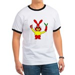 Bad Habit Rabbit Ringer T