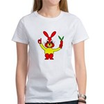 Bad Habit Rabbit Women's T-Shirt