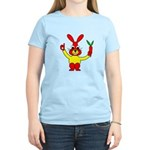 Bad Habit Rabbit Women's Light T-Shirt