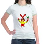 Bad Habit Rabbit Jr. Ringer T-Shirt