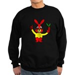 Bad Habit Rabbit Sweatshirt (dark)