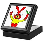 Bad Habit Rabbit Keepsake Box