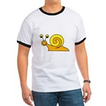 Take it Easy Snail Ringer T