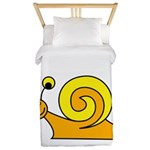 Take it Easy Snail Twin Duvet